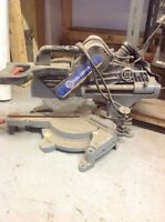 King Canada Compound Sliding mitre saw