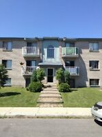 Pierrefonds cozy 3 1/2 condo style quiet........