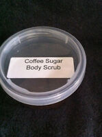 natral body scrubs with essential oils