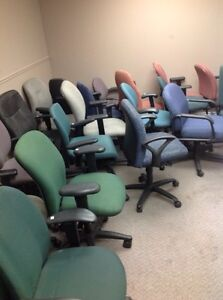 Lots of OFFICE CHAIRS Kitchener / Waterloo Kitchener Area image 1