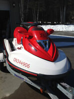 2006 SeaDoo GTX Wake Edition Only 73 HRs, Trailer INCL!!