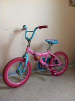 Vélo WINX CLUB Nickelodeon 16PO.