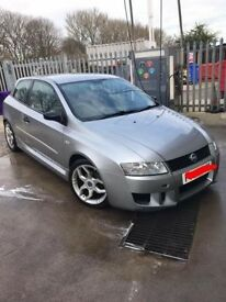 For sale or Swap Fiat Stilo Sport Abarth 1,4 Petrol 2005 year Long M.o.t