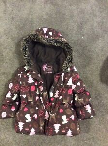 Girls Fall and Winter jackets size 2T Edmonton Edmonton Area image 2