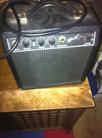 sp fender 10 watt amp