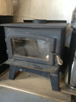 Drolet wood stove for sale