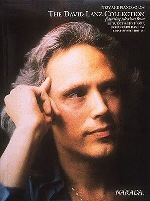 David Lanz Collection Sheet Music Piano Solo NEW 000308126