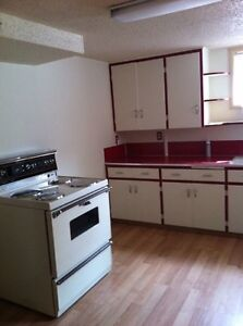 Bright, two bedroom basement suite available November 15