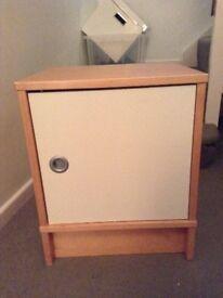 Ikea Cabinet / Cube Cupboard – Beech