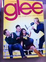 The Complete First Season of Glee!! 7 DVDs! $10!