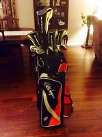 Cobra Golf clubs and bag for sale