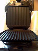 GE Electric Grill. Great for panini's, grilled cheese sandwiches
