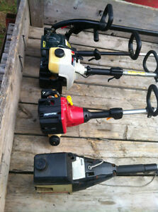 5 WEED WACKER EATER FOR SALE TO FIX OR FOR PARTS