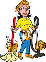NITTY GRITTY JANITORIAL  ..HARD WORKING CAPE BRETON LADYS