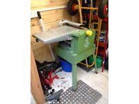 Elektra Beckum HC260 Wood Planer / Thicknesser