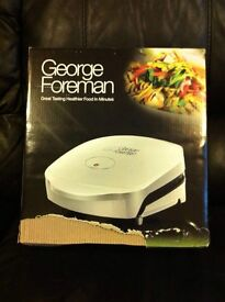 George Forman Health grill