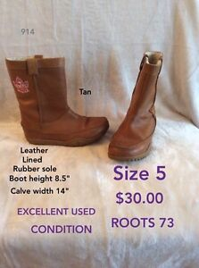 Ladies size 5 or 5.5 boots and shoes