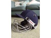 Hunts County Cricket Helmet