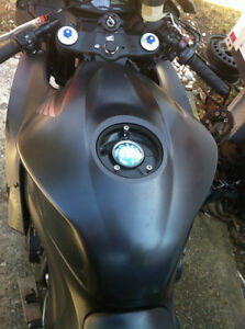 HONDA CBR600RR 2008 WITH ONLY 2900 MI PARTING IT OUT NEW TIRES Windsor Region Ontario image 6
