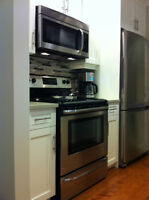 New furnished, perfect location, available July 1 for min 3 mos.