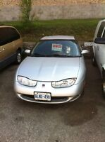 2002 Saturn S-Series Coupe (3 door)