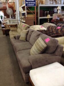 Various couches, chairs