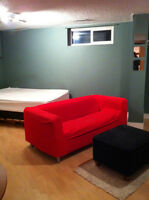 Dalhousie Bachelor suite, utilities included
