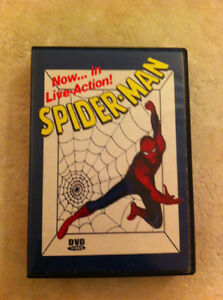 1978 Spiderman complete TV Series 13 Episodes