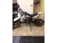 Pit bike lifan 125cc