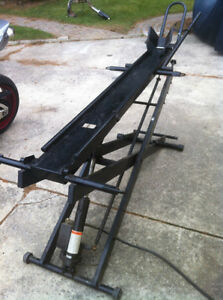 KENDON STAND-UP CHOPPER MOTORCYCLE LIFT MADE IN USA Windsor Region Ontario image 2