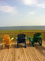 Oceanfront Cottage - New Brunswick