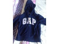 Girls GAP hoodie fleece