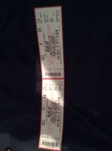 Green Day Tickets London March 19th