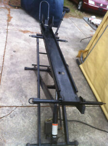 KENDON STAND-UP CHOPPER MOTORCYCLE LIFT MADE IN USA Windsor Region Ontario image 3