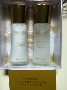 OROGOLD 24 Karate Skin Care Products - Accepting Offers