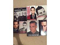 Robbie Williams Books