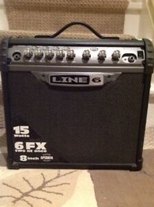 Spider lll Line 6 Amp