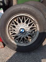 1990-1 BMW 325is rims