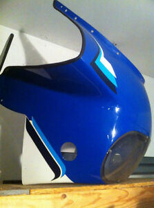 GSXR750 85-87 GSXR1100 86-88 TARGA UPPER PAINTED IN STOCK COLOUR