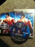 PS3 Fist of north star Ken's rage