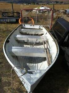 14ft Big River Aluminum boat