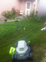 BRAND NEW ELECTRIC Lawnmaster LAWNMOWER