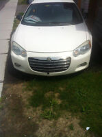 2004 Chrysler Sebring Automatique, Beau Body, Full Équipé