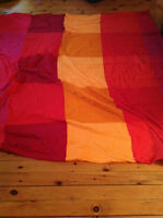Ikea Double bed size duvet cover only