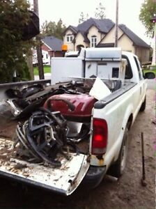FREE SCRAP METAL PICK UP SAME DAY WE COME TO YOU