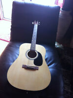 BRAND NEW ACADEMY GUITAR WITH CASE!!!