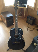 Takamine Electric/ Acoustic Guitar for sale