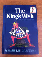 The King's Wish and other stories