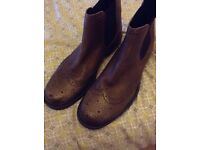 Chelsea Boots Brand New Size 9