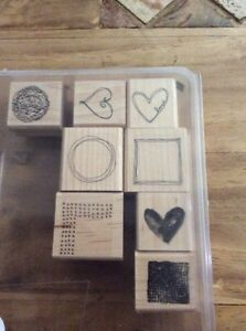 Much love stampin up stamp set